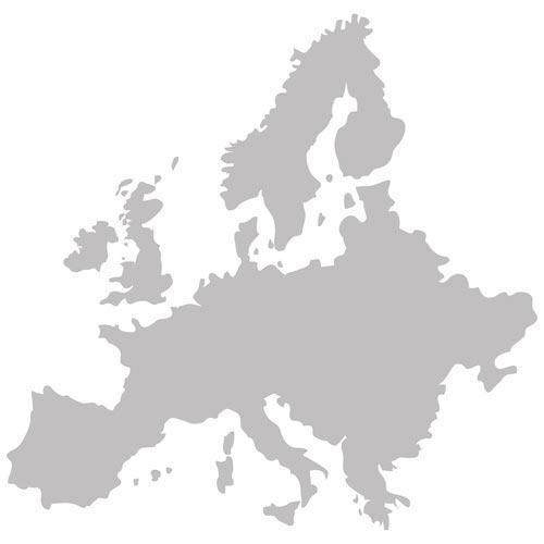 De nombreux partenaires en Europe