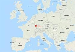 Master Automobiles est situé à Guebwiller dans le Haut-Rhin, au coeur de l'Europe